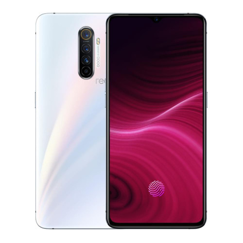 """Realme X2 Pro 64MP UNLOCKED 6.5"""" Display  (Global) Smartphone in White"""