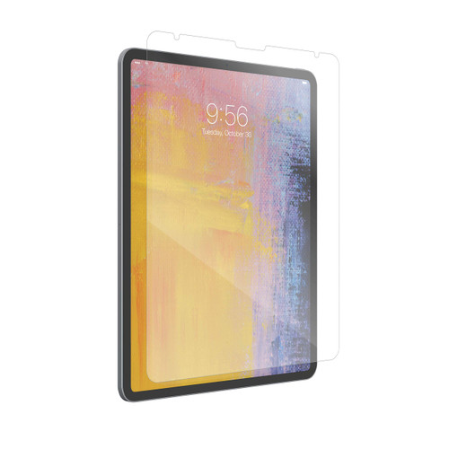 ZAGG InvisibleShield Glass Plus Tempered Glass Screen Protector  for Apple iPad Pro 12.9 Inch in Clear