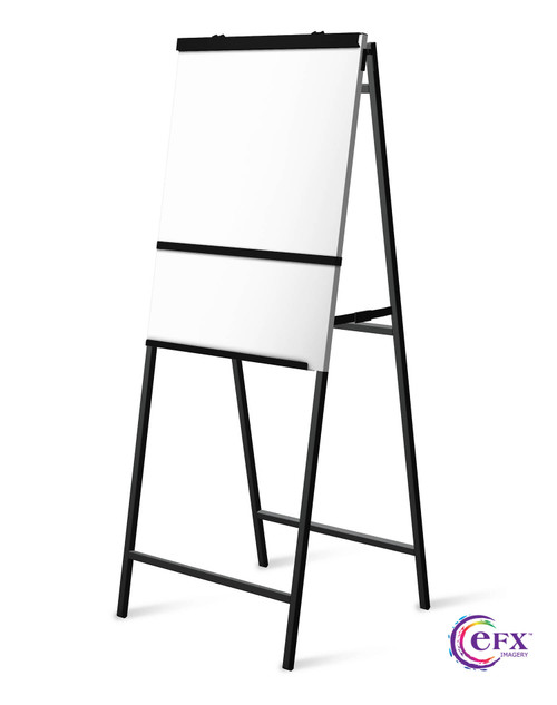 EFX™ Classic A-Frame Easels SnapFrame