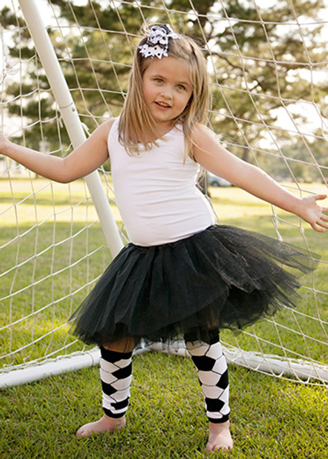 7ecd9020f Little Girl's Tutu in Solid Colors (Red, Pink, Black, Yellow + 15 more)