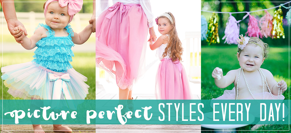 The Hair Bow Company Cute Bows Boutique Clothing