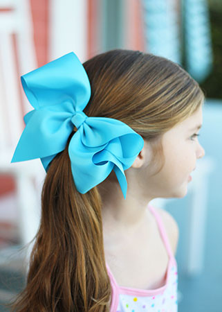 Hair Bows Extra Large Grosgrain Hair Bow 864b202782