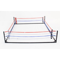 Boxing Rings - Self Standing Floor Boxing Rings - USA BOXING