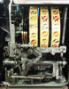 Watling Penny Gooseneck Blue Seal Slot Machine with Gumball Vender 1933
