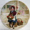 """""""Apple A Day"""" Lee Dubin Collector Plate"""