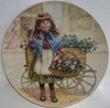 """""""Forget Me Nots""""  Lee Dubin Collector Plates"""