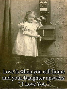 Love is When You Call Home