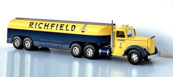 Smith-Miller Richfield Tanker Gasoline Truck Antique Toy