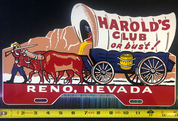 Harold's Club or Bust! Reno, Nevada