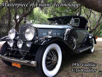 11930 Cadillac V16