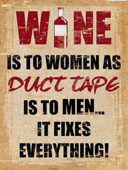 Wine and Duct Tape