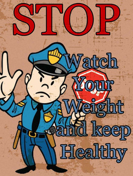 Stop Watch Your Weight