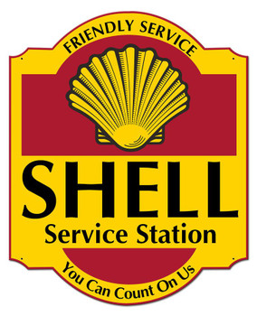 Friendly Service Shell Station