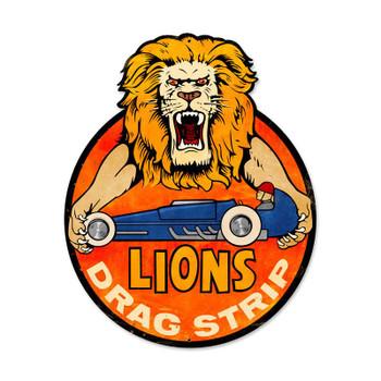 Lions Drag Strip Plasma
