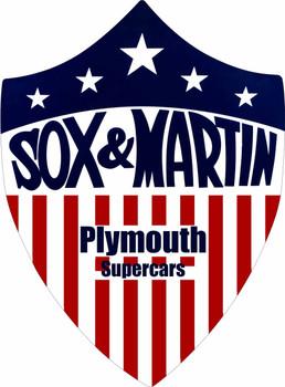 Sox and Martin Sign