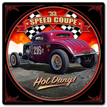 1933 Speed Coupe Hot Dang
