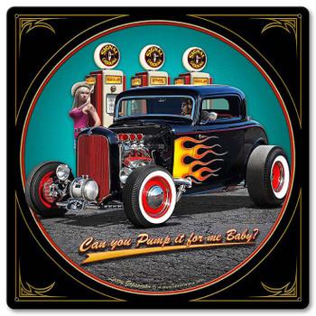 1932 Deuce Coupe Pump it for Me
