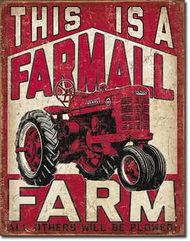 This is A Farmall Farm