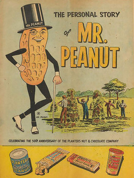 Mr. Peanut Story