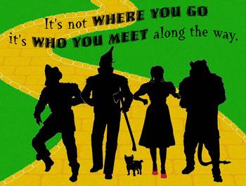Where You Go Who You Meet WOZ
