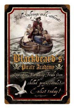 Blackbeard's Pirate Academy
