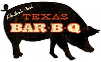 Bar-B-Q Pig Personalized