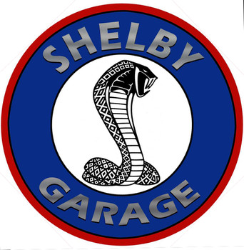 """Shelby Garage 14"""" Disc"""