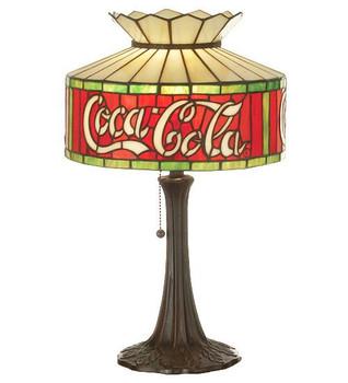 """20""""H COCA-COLA ACCENT LAMP"""