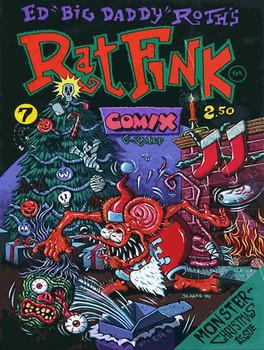 Rat Fink Comix #7