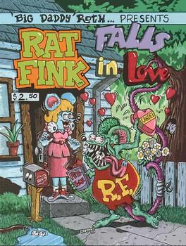 Rat Fink In Love