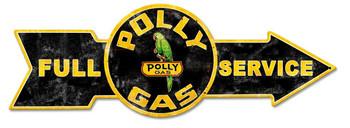 Full Service Polly Gas Arrow
