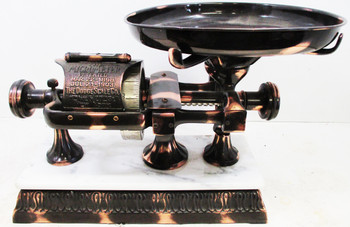 DODGE CO. Micrometer 5-Pound Candy Scale (fully restored)