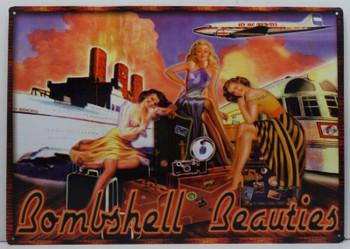Bombshell Beauties