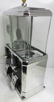 Double Nugget 1c Art Deco Peanut Dispenser Circa 1937