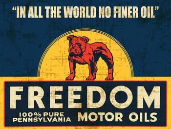 Freedom Motor Oil