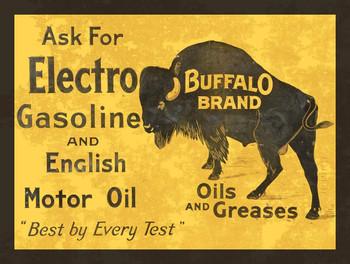 Buffalo Brand Motor Oil
