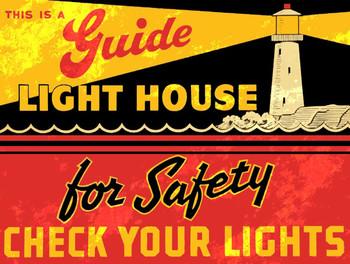 Guide Light House