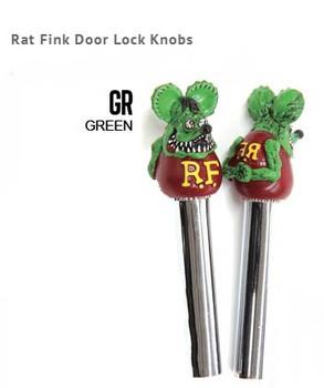 Rat Fink Door Locks