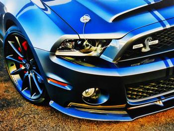 Super Snake Cobra Mustang