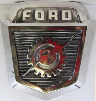 "Ford Lightning Emblem 20"" Cast Aluminum"