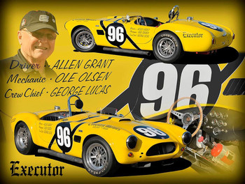 Allen Grant Shelby Cobra Racer