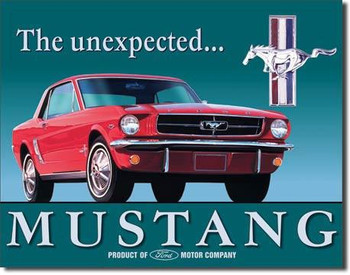 Mustang-The unexpected..
