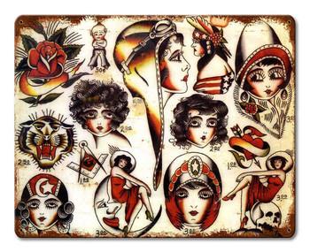 American Traditional Tattoo Art 2