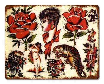 American Traditional Tattoo Art 1