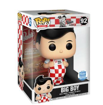 Funko Pop! Bob's Big Boy (Ad Icons) 10 inch
