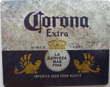 Corona Extra Metal Sign