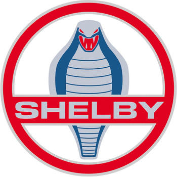 "Shelby 14"" Round Sign"