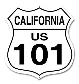 California US 101 Shield