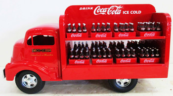 Smith Miller Coca-Cola Delivery Truck Red 2