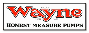 Wayne Honest Measure Pumps